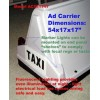 Ad Carrier - Two Sided (Large)