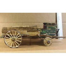 Art; Imperial Hay Wagon