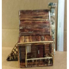 art; Little Prairie House