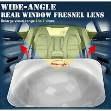 Fresnel Lens (Rear Window Aid)