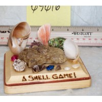 Art; The Shell Game