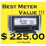 iElectron MT-10 Taxi Meter with Built In Pulse Divider.