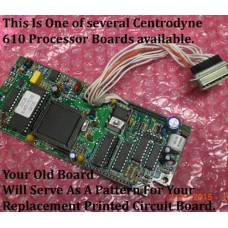 Centrodyne 610 Processor Board