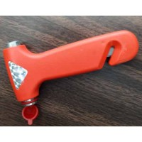 glass break hammer / belt cutter